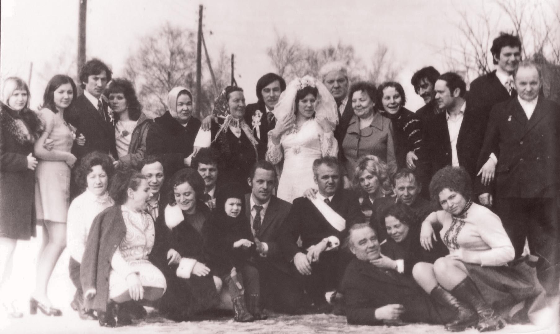 Andrei's Wedding